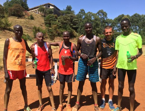 Kenyan Ultra Runners – The Beginning!